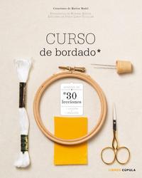 Libro CURSO DE BORDADO