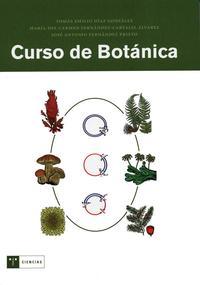Libro CURSO DE BOTANICA