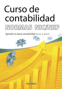 Libro CURSO DE CONTABILIDAD. NORMAS NIC/NIIF
