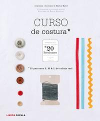 Libro CURSO DE COSTURA: APRENDE EN 20 LECCCIONES