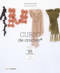 Libro CURSO DE CROCHET