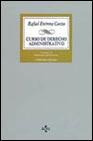 Libro CURSO DE DERECHO ADMINISTRATIVO.. ORGANIZACION AD MINISTRATIVA