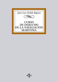 Libro CURSO DE DERECHO DE LA NAVEGACION MARITINA