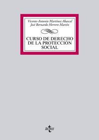 Libro CURSO DE DERECHO DE LA PROTECCIÓN SOCIAL
