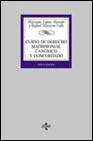 Libro CURSO DE DERECHO MATRIMONIAL CANONICO Y CONCORDADO