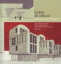 Libro CURSO DE DIBUJO ARQUITECTONICO
