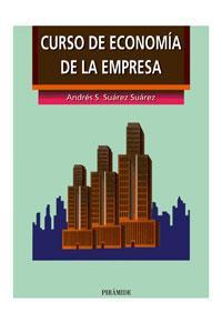Libro CURSO DE ECONOMIA DE LA EMPRESA