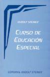 Libro CURSO DE EDUCACION ESPECIAL: PEDAGOGIA CURATIVA