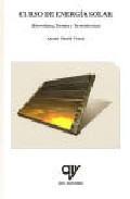 Libro CURSO DE ENERGIA SOLAR