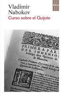 Libro CURSO SOBRE EL QUIJOTE