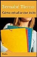 Libro CÓMO ESTUDIAR CON ÉXITO