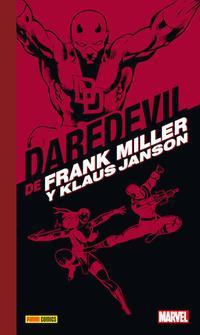 Libro DAREDEVIL DE FRANK MILLER Y KLAUS JANSON