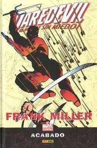 Libro DAREDEVIL DE FRANK MILLER: ACABADO