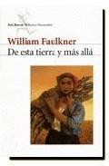 Libro DE ESTA TIERRA Y MAS ALLA