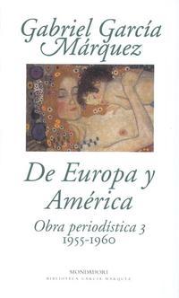 Libro DE EUROPA Y AMERICA: OBRA PERIODISTICA 3