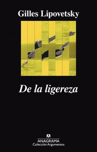 Libro DE LA LIGEREZA