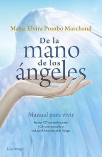 Libro DE LA MANO DE LOS ANGELES