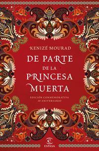 Libro DE PARTE DE LA PRINCESA MUERTA