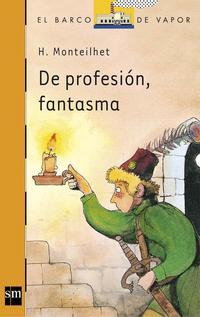 Libro DE PROFESION FANTASMA