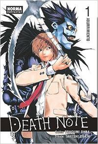 Libro DEATH NOTE 1