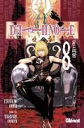 Libro DEATH NOTE Nº 8