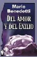 Libro DEL AMOR Y DEL EXILIO