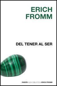 Libro DEL TENER AL SER