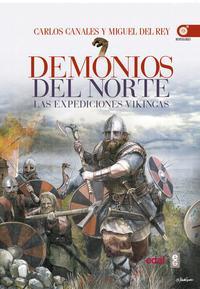 Libro DEMONIOS DEL NORTE: LAS EXPEDICIONES VIKINGAS