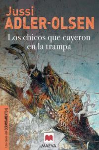 Libro DEPARTAMENTO Q 2: LOS CHICOS QUE CAYERON EN LA TRAMPA