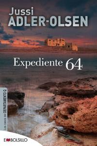 Libro DEPARTAMENTO Q 4: EXPEDIENTE 64