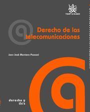 Libro DERECHO DE LAS TELECOMUNICACIONES