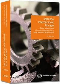 Libro DERECHO INTERNACIONAL PRIVADO