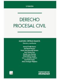 Libro DERECHO PROCESAL CIVIL