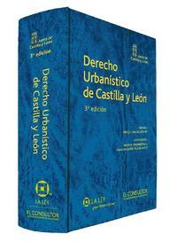 Libro DERECHO URBANISTICO DE CASTILLA Y LEON