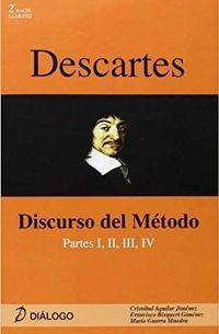 Libro DESCARTES, EL DISCURSO DEL METODO