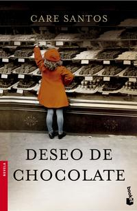 Libro DESEO DE CHOCOLATE