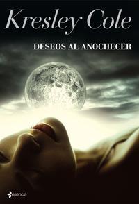 Libro DESEOS AL ANOCHECER