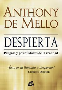 Libro DESPIERTA: PELIGROS Y POSIBILIDADES DE LA REALIDAD
