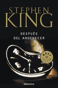 Libro DESPUES DEL ANOCHECER