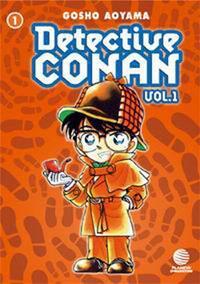 Libro DETECTIVE CONAN I Nº 1