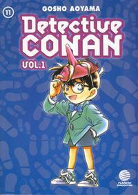 Libro DETECTIVE CONAN I Nº 11