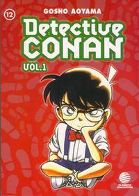 Libro DETECTIVE CONAN I Nº 12