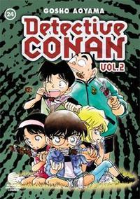Libro DETECTIVE CONAN II Nº 24