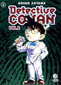 Libro DETECTIVE CONAN II Nº 3