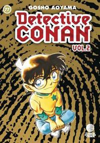 Libro DETECTIVE CONAN II Nº 77