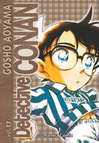 Libro DETECTIVE CONAN Nº 17