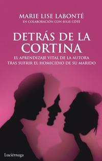Libro DETRAS DE LA CORTINA