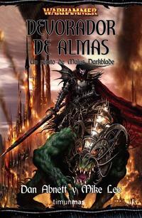 Libro DEVORADOR DE ALMAS