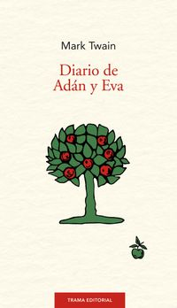 Libro DIARIO DE ADAN Y EVA