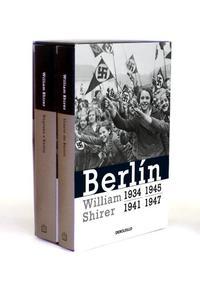 Libro DIARIO DE BERLIN 1936-1941; REGRESO A BERLIN 1945-1947